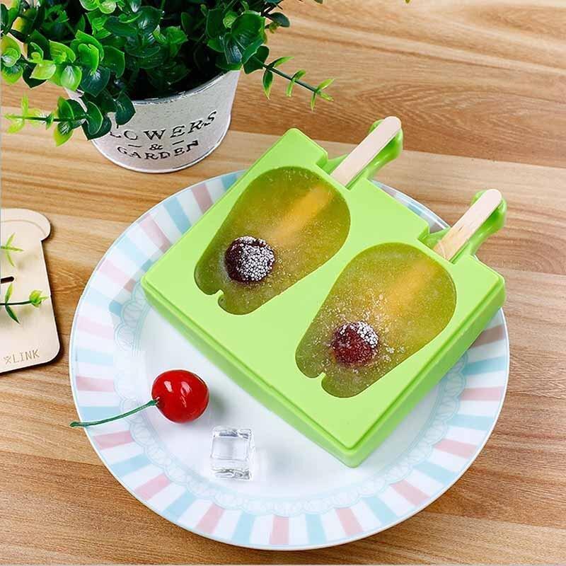 Kem que kiwi mát lạnh bổ dưỡng