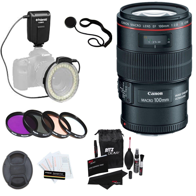 Lens Macro của hãng Canon giúp chụp những chi tiết nhỏ