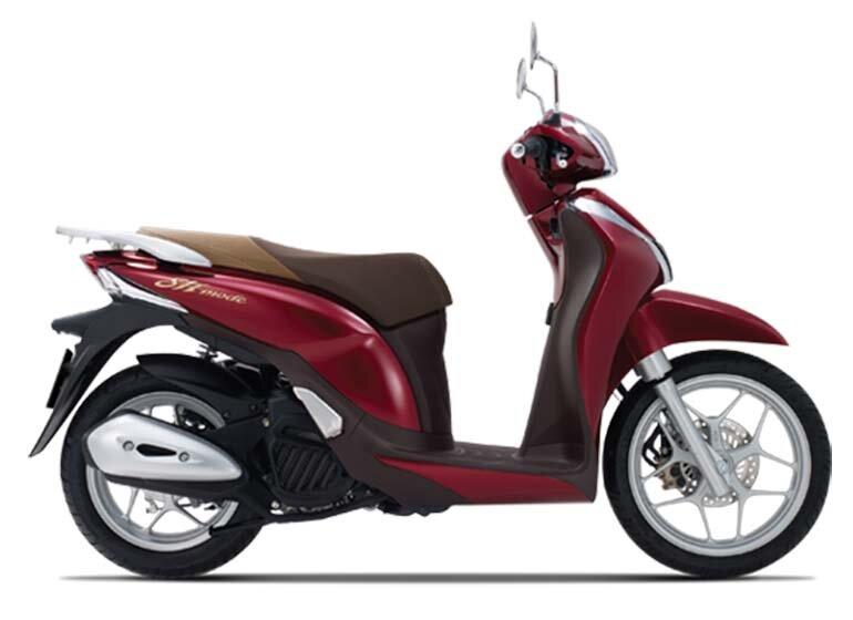 xe máy sh mode 2020 có những màu nào