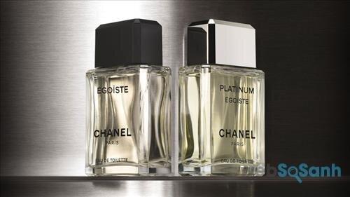 Nước hoa nam Chanel Egoiste Platium pour homme - phong cách nam tính, sang trọng và lịch lãm