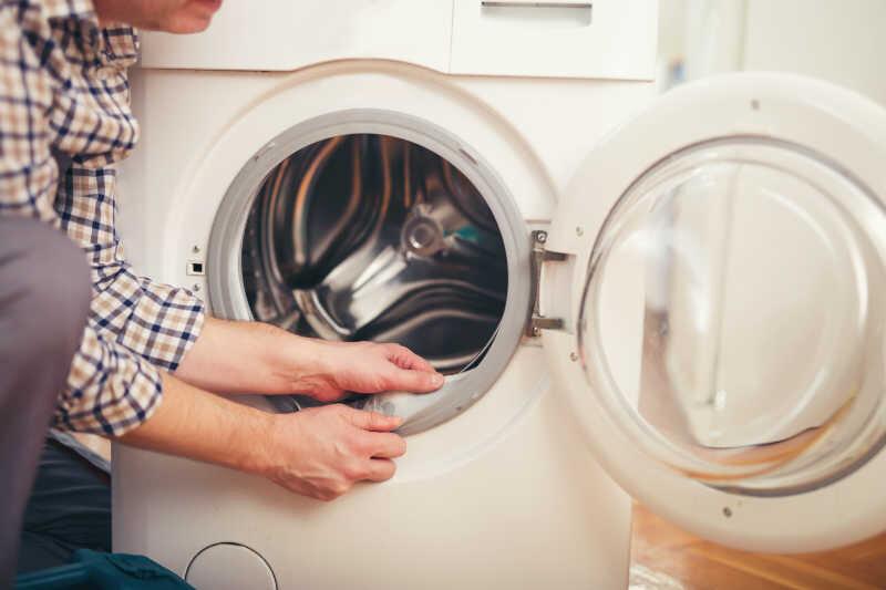 Đảm bảo vệ sinh máy giặt