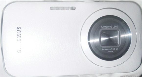 Rò rỉ thông số và ảnh Samsung Galaxy K (S5) Zoom