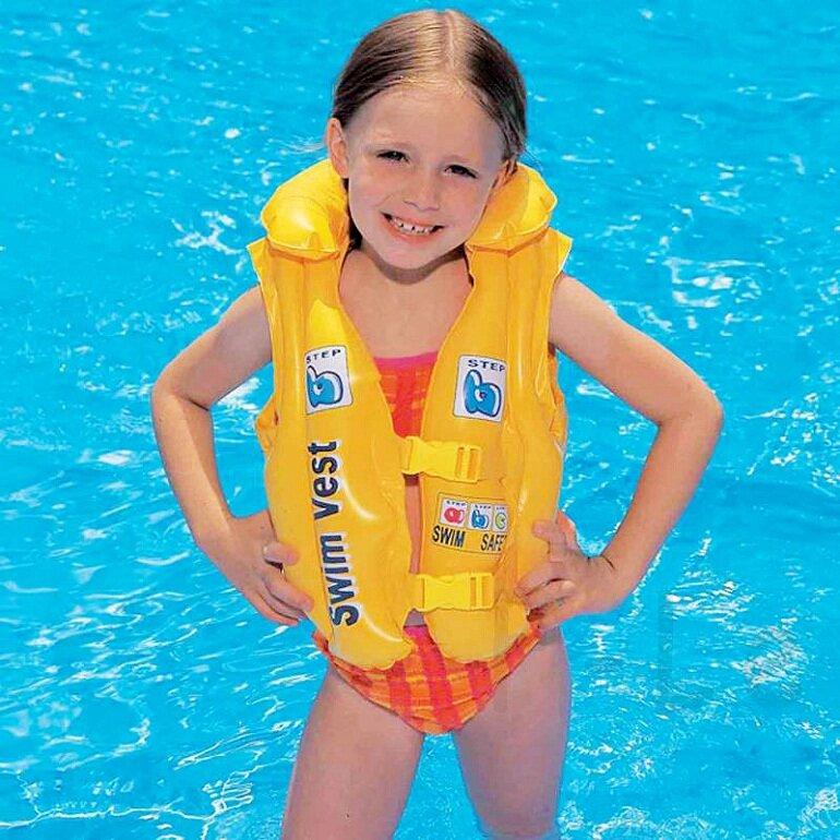 Thương hiệu phao bơi cho bé Swimsafe