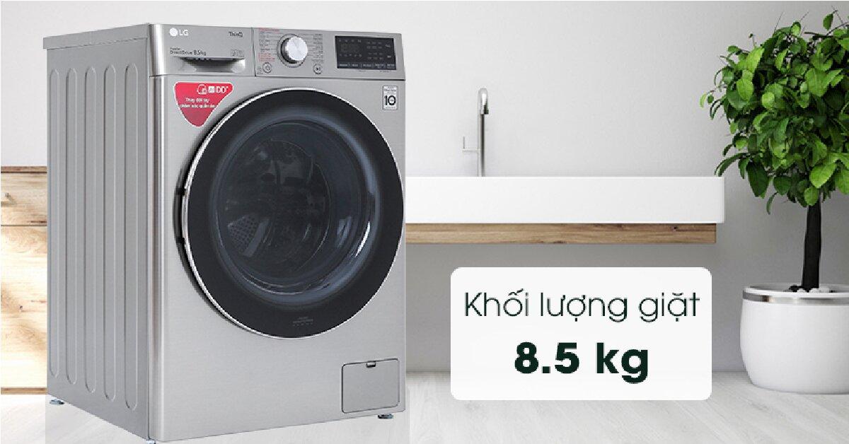 Máy giặt cửa ngang LG 8.5kg