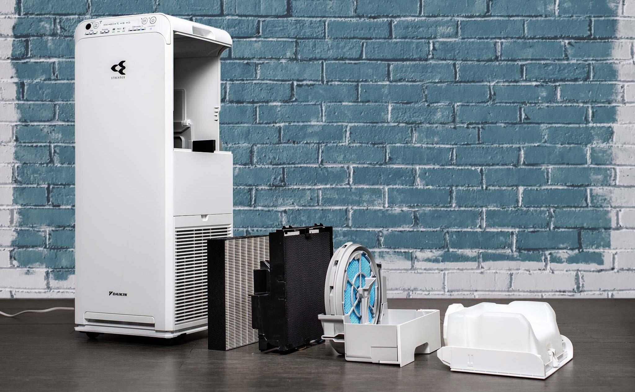 """Màng lọc không khí được ví như """"linh hồn"""" của bất kì máy lọc không khí nào, là yếu tố cần quan tâm đầu tiên khi lựa chọn sản phẩm"""
