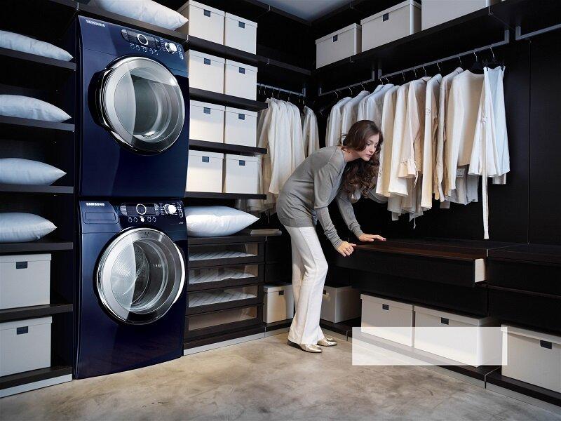 Máy giặt cửa ngang Samsung