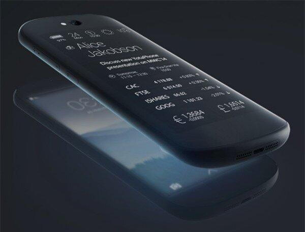 Điện thoại màn hình kép YotaPhone 2 chính thức ra mắt