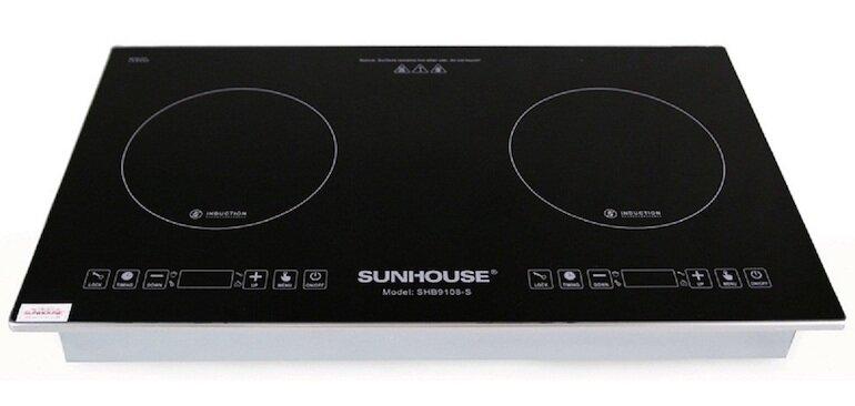 Bếp từ đôi Sunhouse SHB9108-S