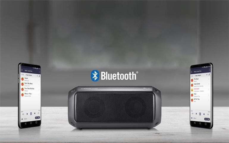 loa bluetooth lg