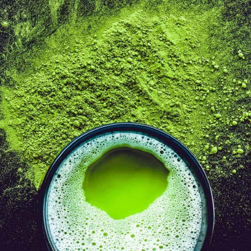 Bí quyết sống khỏe của người Nhật đến từ những lá trà tươi