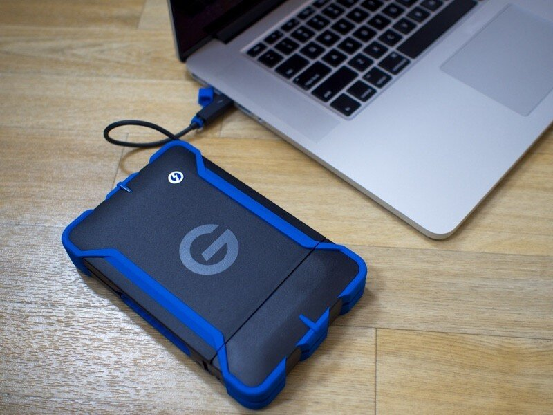 G-Technology G-Drive Mobile 1TB