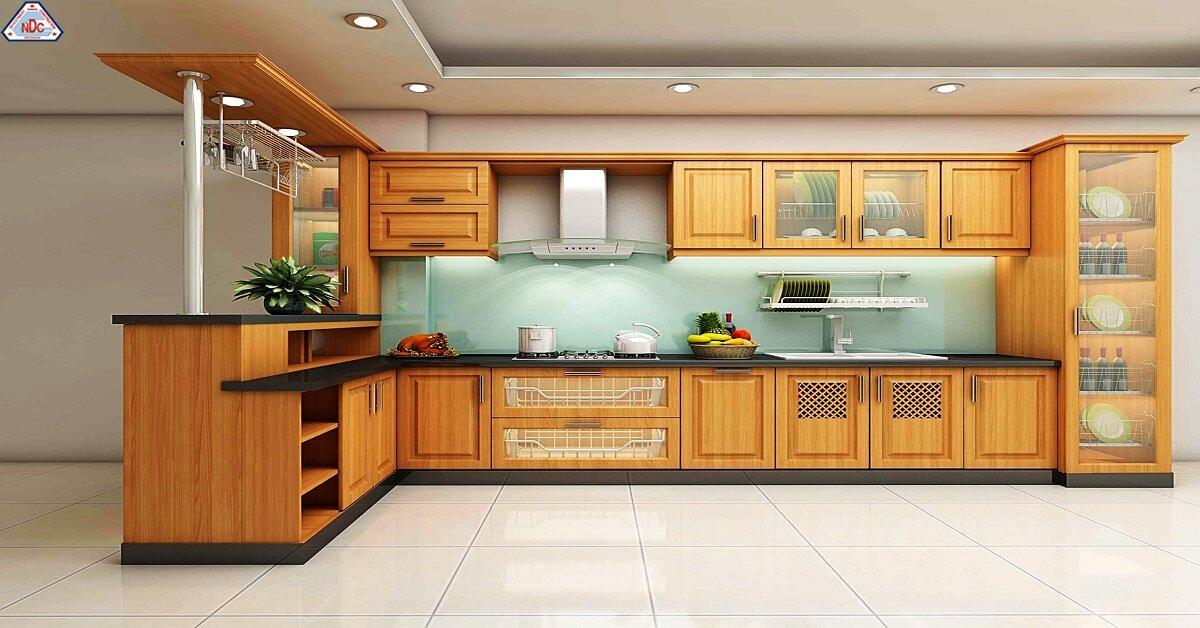 cách bài trí nội thất nhà bếp