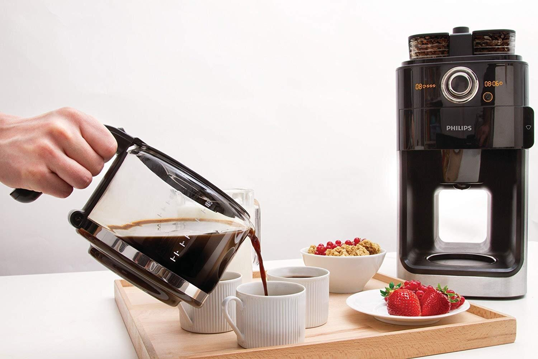 Máy pha cà phê Philips dễ tháo rời và vệ sinh thuận tiện