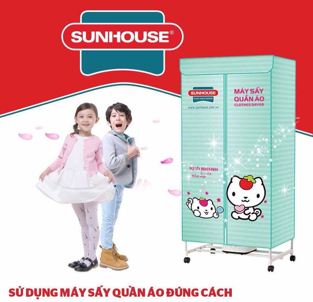 Tủ sấy khô quần áo Sunhouse SHD2702 có mấy màu?