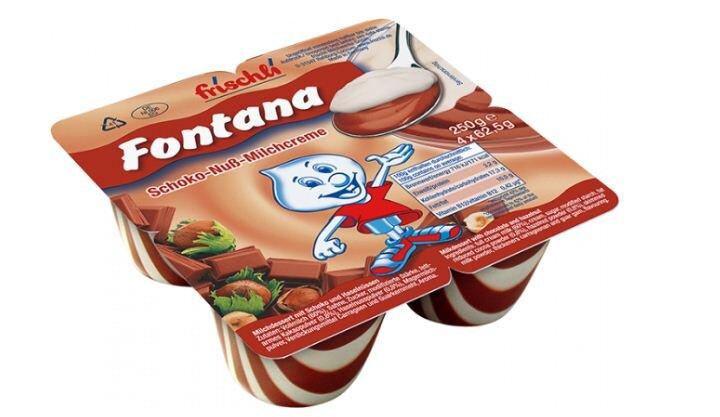 Váng sữa Fontana