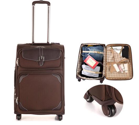 Nên chọn loại vali du lịch nào?