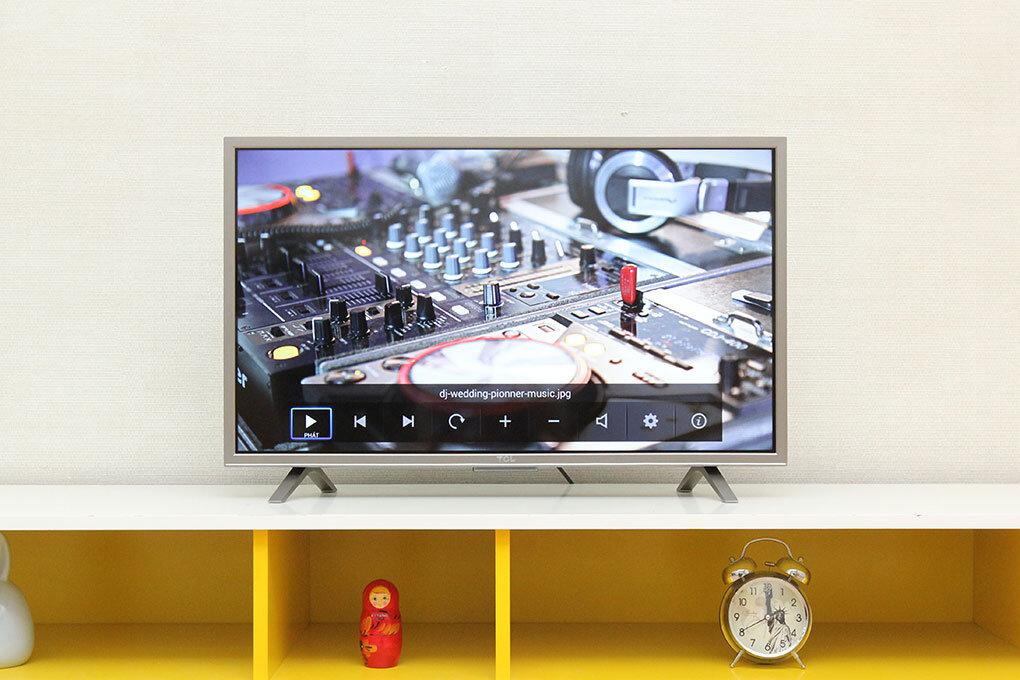 Smart TV 32 inch đẹp mắt