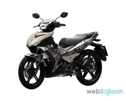 Yamaha Exciter 150 Camo