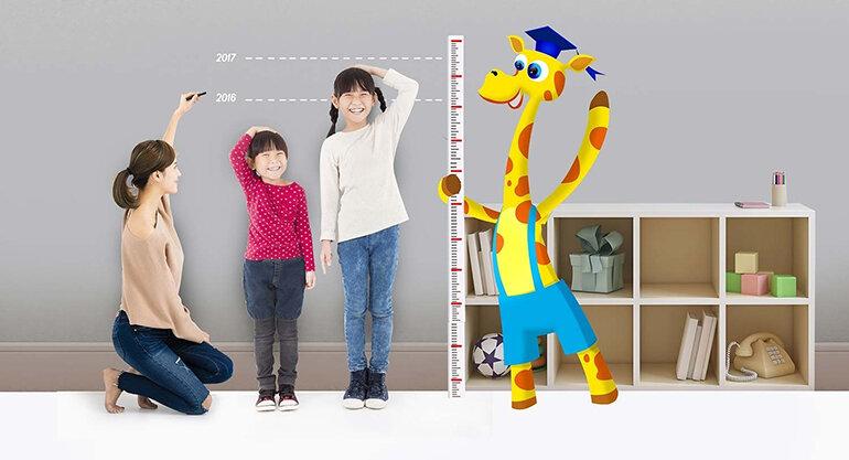 Trẻ phát triển toàn diện sau khi dùng sữa Pediasure