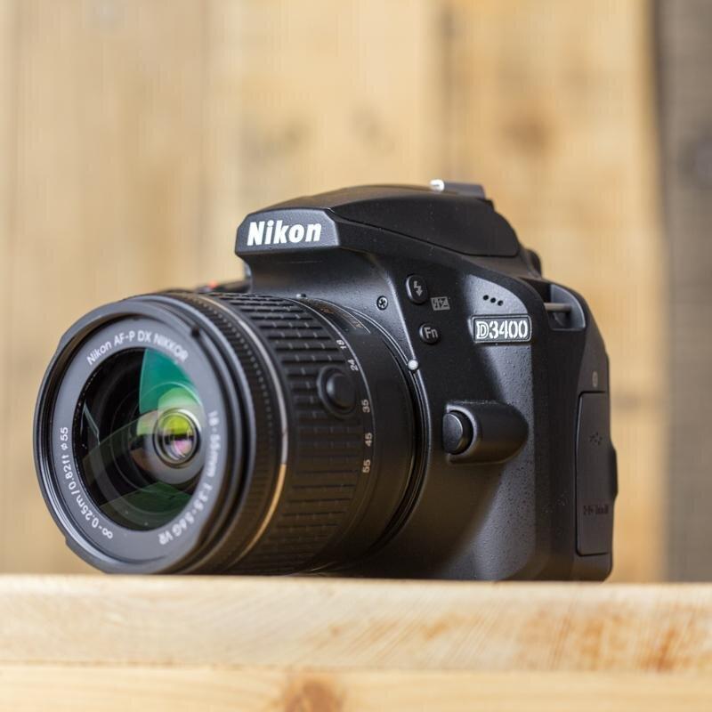 Có nên mua Nikon D3400