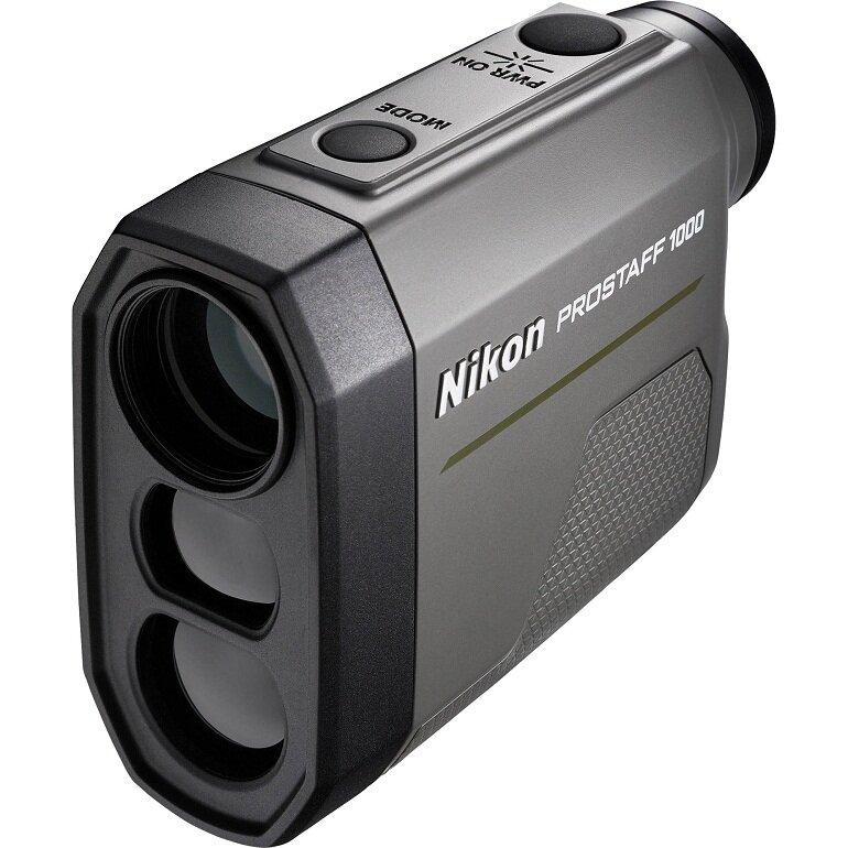 Ống nhòm đo khoảng cách giá rẻ Nikon Prostaff 1000