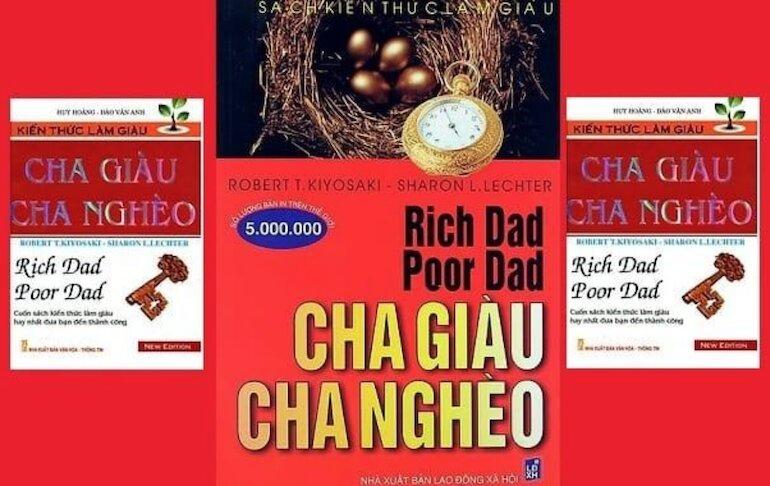 Cha giàu cha nghèo - Robert Kiyosaki