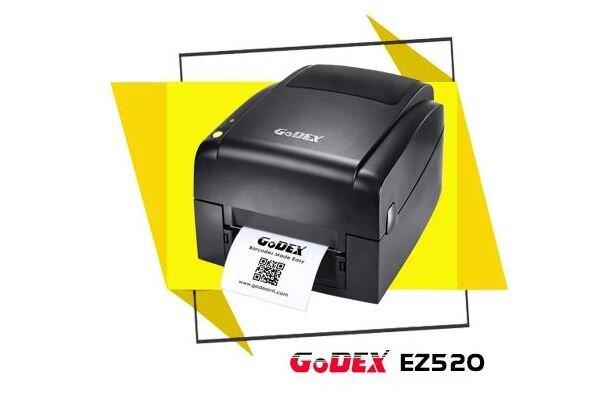 Máy in mã vạch GoDEX EZ520