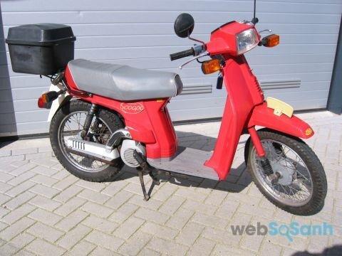 Honda SH 50 - SH thế hệ đầu tiên