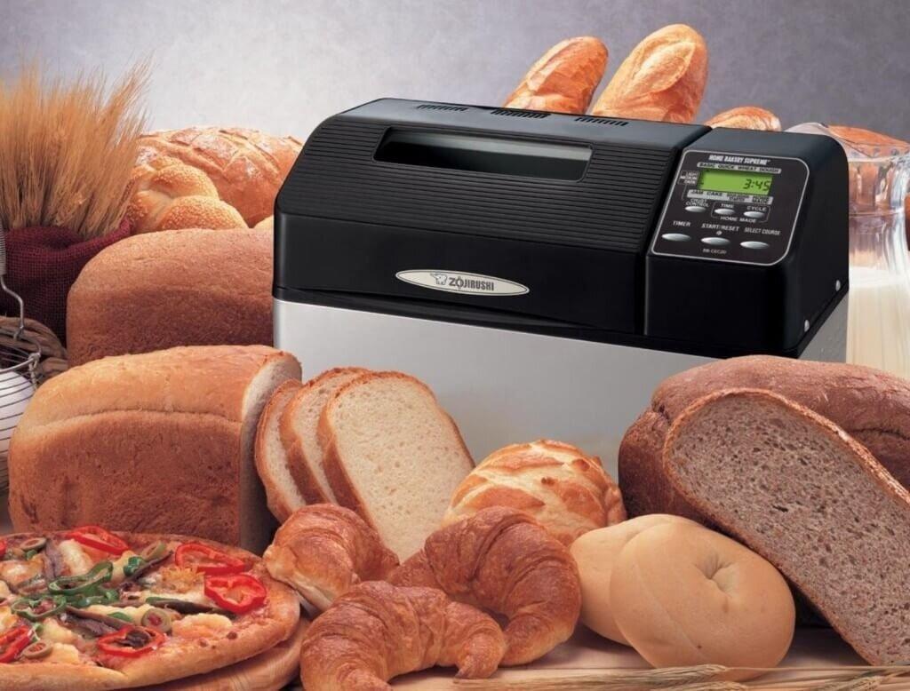 Máy làm bánh mì Zojirushi (