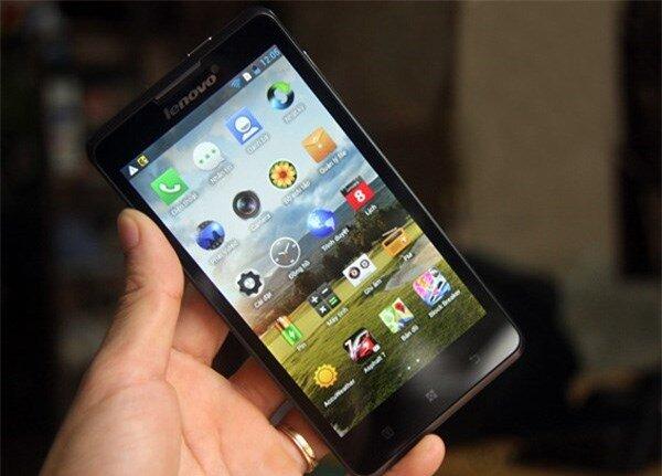 Top những smartphone pin trâu tại Việt Nam trong năm 2013