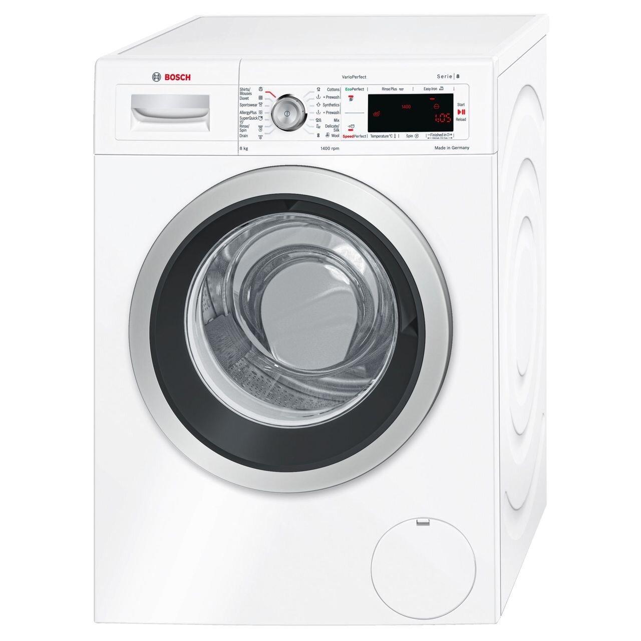 Máy giặt sấy Bosch WAW28440SG