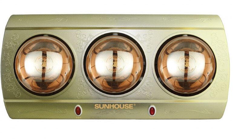 Đèn sưởi mùa đông Sunhouse SHD3813 825W