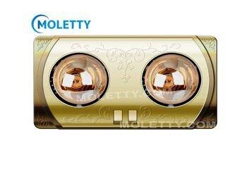 Đèn sưởi nhà tắm Moletty M-02H