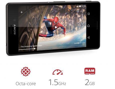 Cấu hình của Sony Xperia M4 Aqua tỏ ra vượt trội so với Galaxy A5