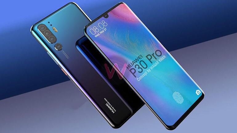 Huawei P30 Pro chỉ kém hơn một số tính năng so với Samsung Galaxy Note 10 (Nguồn: hoanghamobile.com)