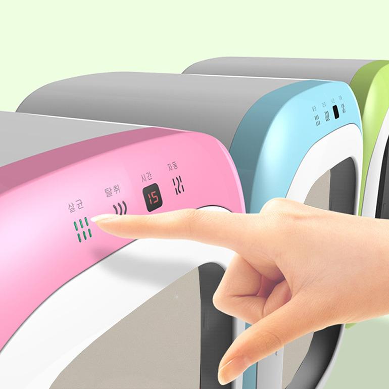Máy tiệt trùng sấy khô bằng tia UV Ecomom ECO-22 Plus