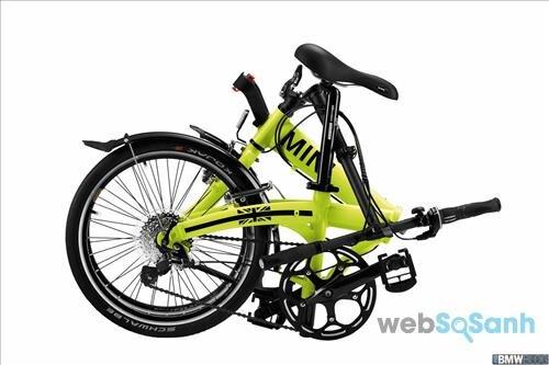 Mua xe đạp gấp loại nào tốt nhất