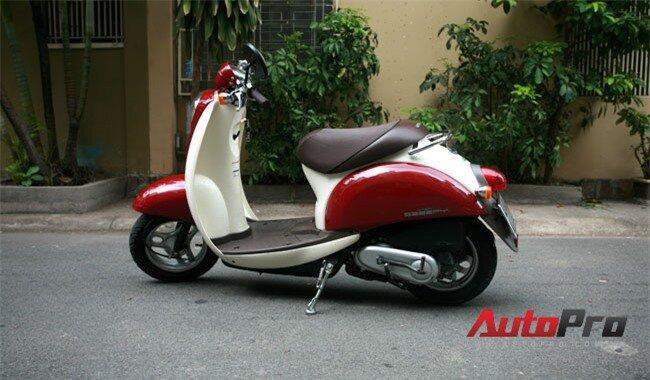 Honda Crea Scoopy 50cc: Scooter lý tưởng trong phố 9