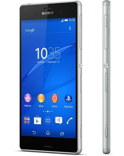 Sony xperia z3 có thiết kế đẹp mắt, sony xperia, xperia z3, note 3, xperia z, sony xperia z, dien thoai xperia, xperia z1, xperia z2, sony xperia z1, gia xperia,