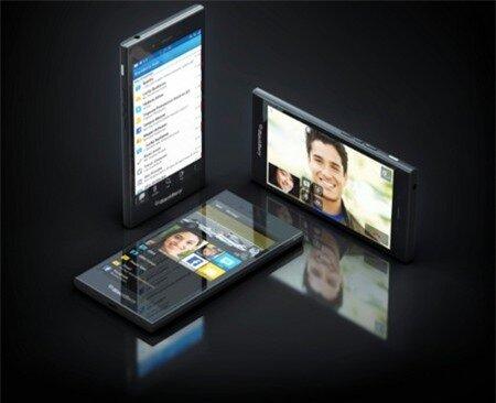 BlackBerry Z3 là