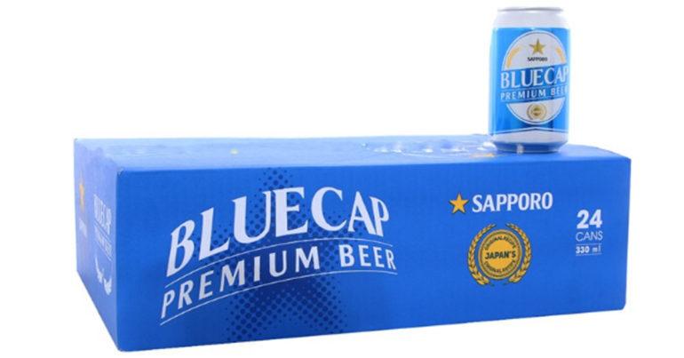 Tại sao Tết năm nào bia Sapporo Blue Cap 330ml cũng