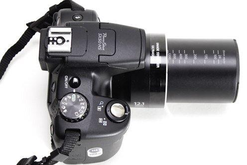 Ống kính 24 – 1200 mm.