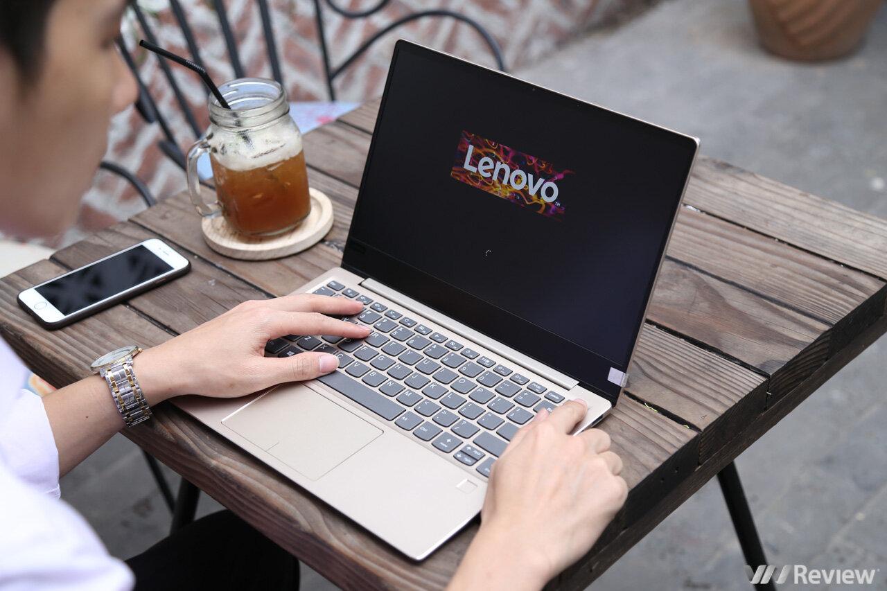 Laptop Lenovo IdeaPad 720s mỏng, sang trọng