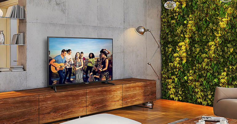 Top 9 smart tivi Samsung đáng mua dịp Tết Nguyên Đán 2020
