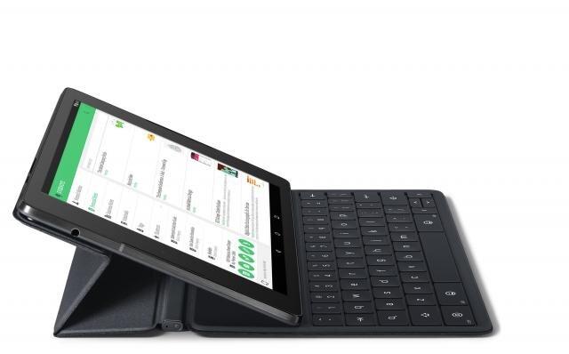 Nexus 9 đi kèm bàn phím tiện dụng