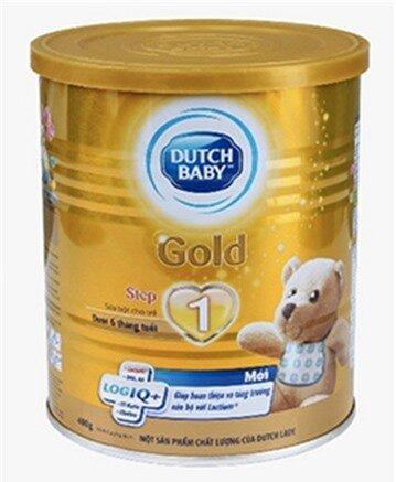 Dutch Baby Gold Step 1 900g