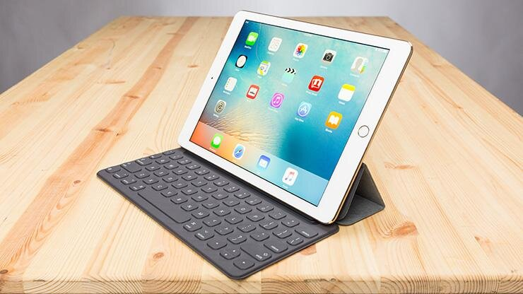 Hình ảnh sắc nét của iPad Pro 9.7 inch
