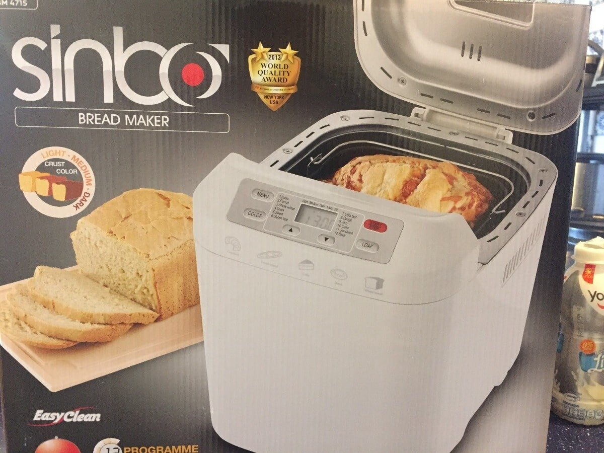 Máy làm bánh mì Sinbo