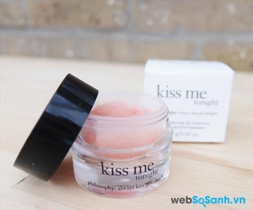 Son dưỡng môi Kiss me tonight