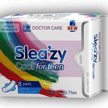 Băng vệ sinh Hàng Ngày SLEAZY COOL For Teen